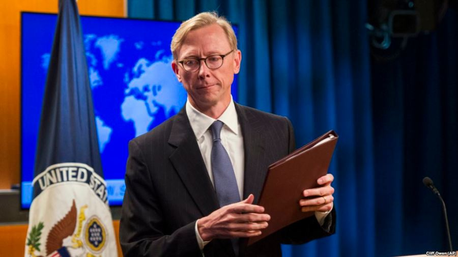 USA Brian Hook, the U.S. special representative for Iran (file photo)47E8F624-2424-45C2-95D7-2B87EC7D1EDA_w1023_r1_s