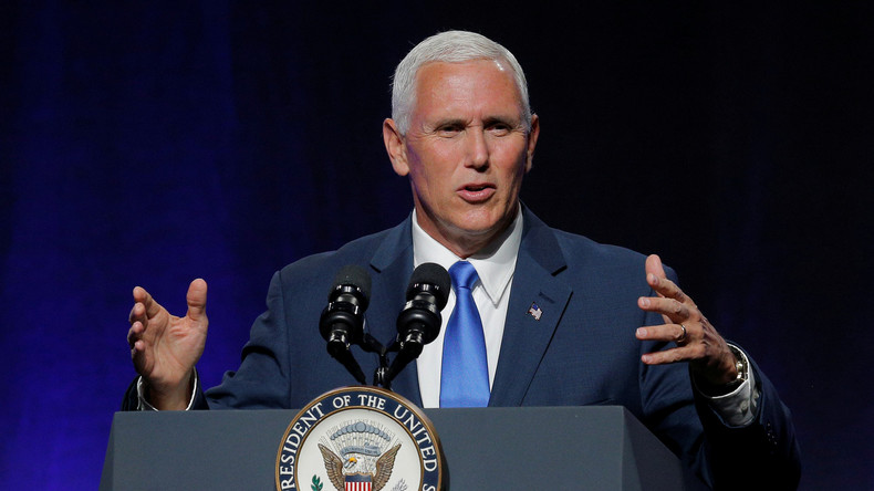 usa Mike-Pence Vice-Président américain Mike Pence