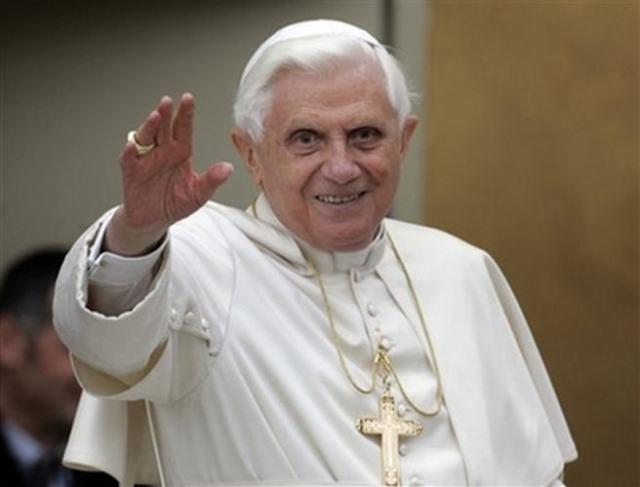vatican pape_benoit