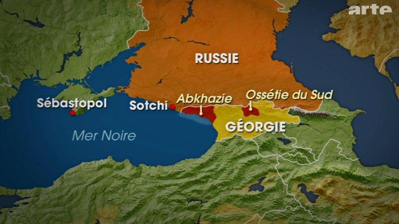 ABKHAZIE i la population de l'Abkhazie 2083619