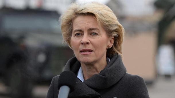 ALLEMAGNE 'Ursula von der Leyen leyen-bundeswehr-affaere-wird-noch-viel-aufwirbeln-