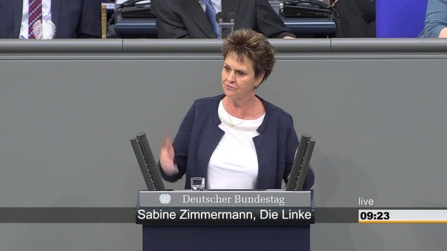 ALLEMAGNE Sabine Zimmermann, députée du Bundestagmaxresdefault.jpg