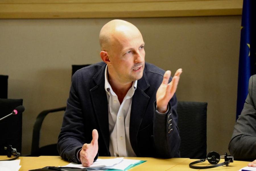 BELGIQUE Marc Botenga,MARC