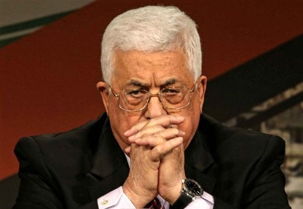 PALESTINE Mahmoud Abbas Palestinian Congress Reuters