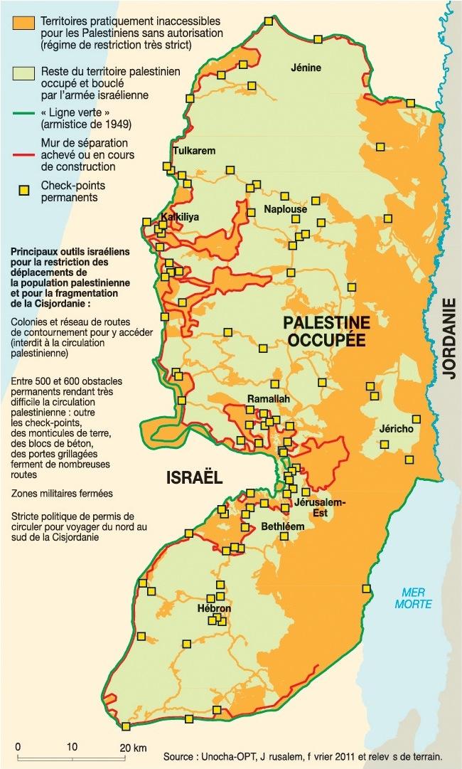 PALESTINE OCCUPEE 2011 PAGE-8-cisjordanie-2011