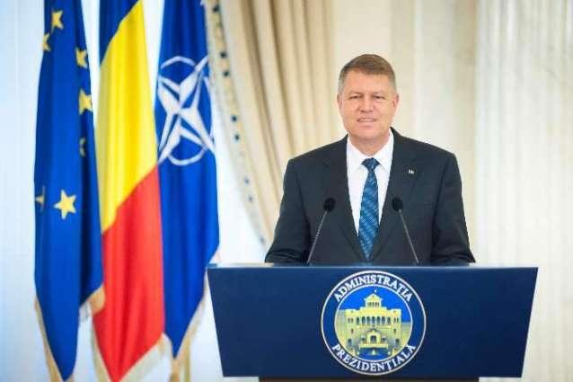 ROUMANIE le président Klaus Johannis pic_1531125194