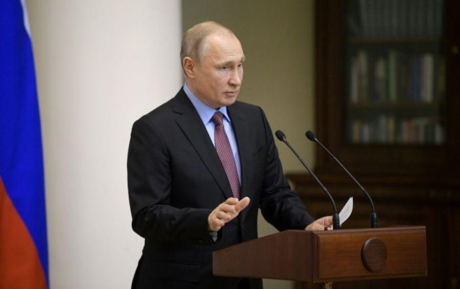 RUSSIE UKRAINE POUTINE 1213880-le-president-russe-vladimir-poutine-le-24-avril-2019-a-saint-petersbourg