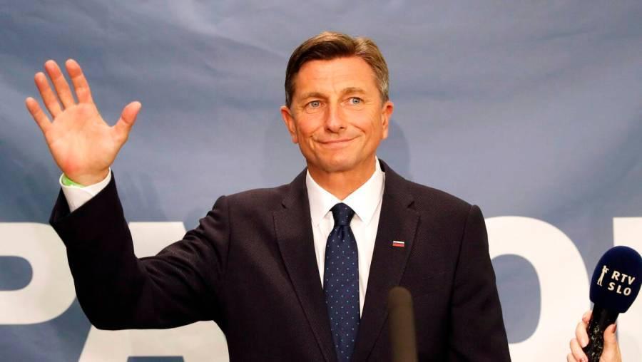 Slovenian Presidental elections  2017