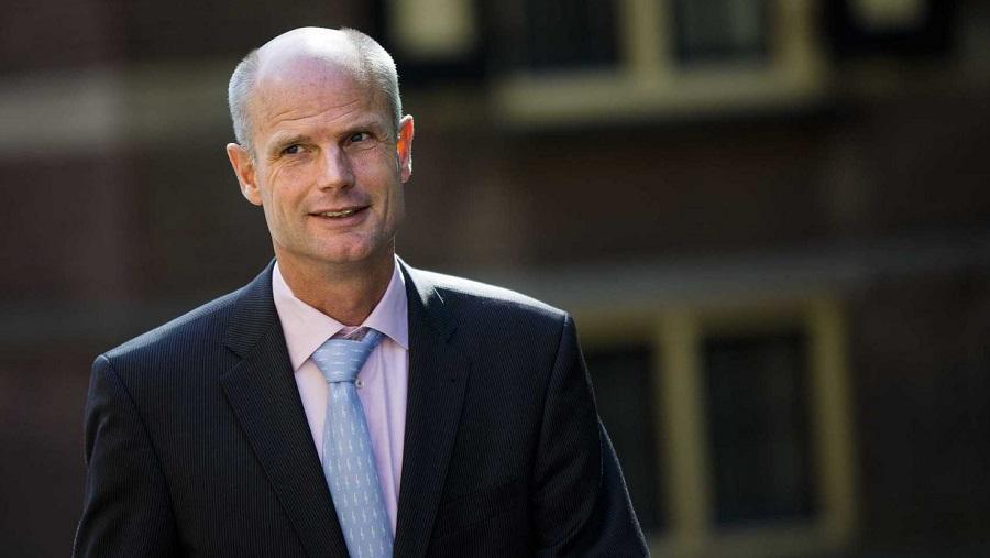 Stef Blok, ministre des Affaires étrangères Néerlandais SB
