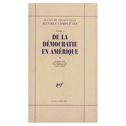 Tocqueville-Alexis-De-De-La-Democratie-En-Amerique-Livre-1009364712_L