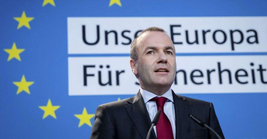 UE manfred_weber_sipa