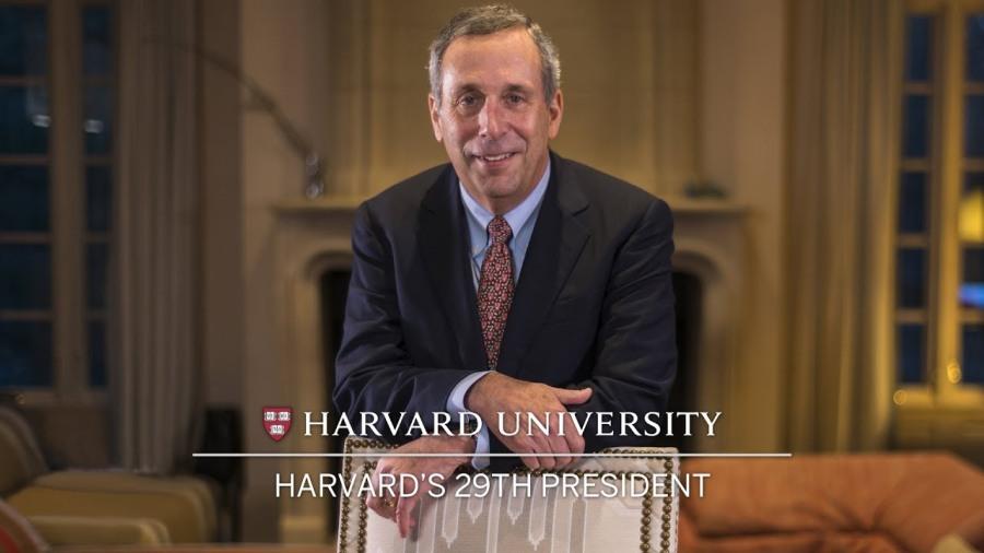 USA Harvard names Lawrence S. Bacow as 29th president. Harvard Universitymaxresdefault