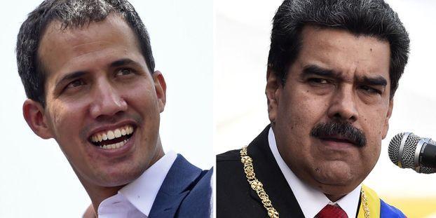 Venezuela-premier-tete-a-tete-entre-delegues-de-Maduro-et-Guaido-a-Oslo-la-semaine-prochaine