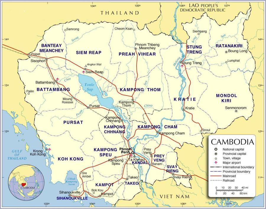 cambodia-road-map