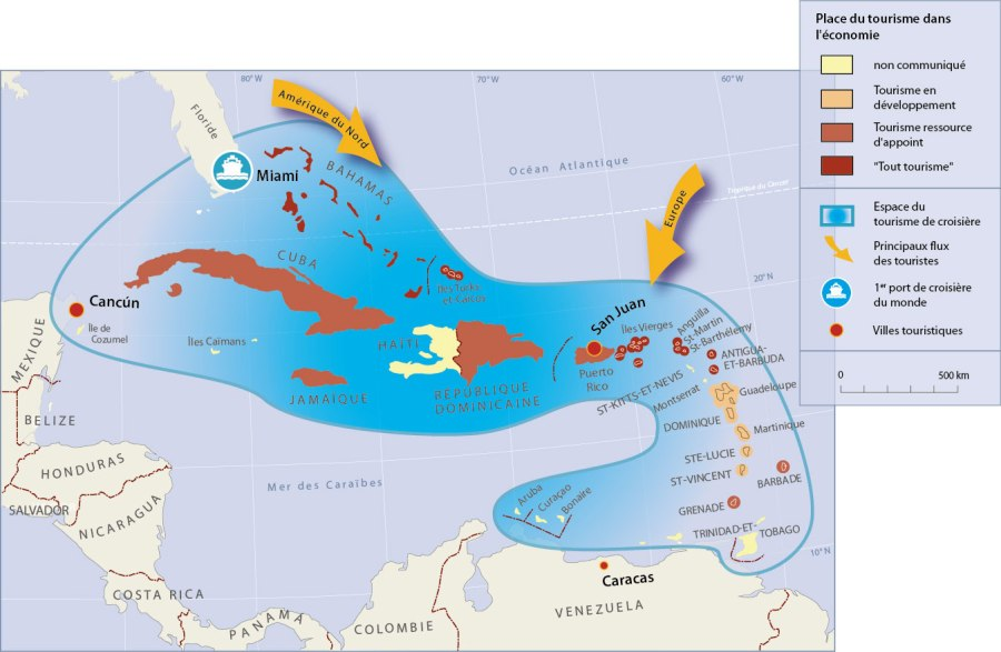 CARAÏBES la communauté des Caraïbes.image-15