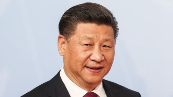CHINE XI JINPING _98032987_gettyimages-810310530