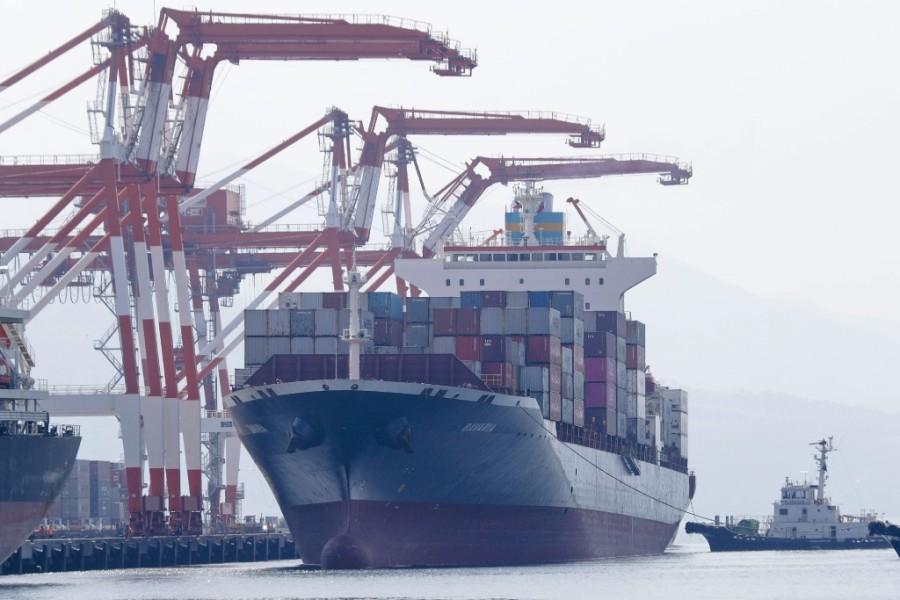 dechets Les déchets canadiens aux Philippines chargés sur un navire en direction de Vancouver 1644063