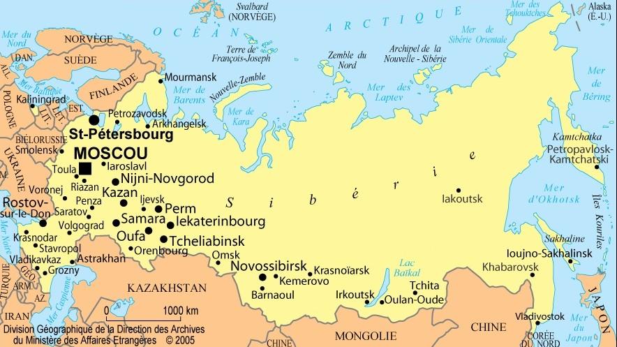 europe russie
