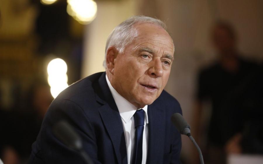 FRANCE François Patriat, le président des sénateurs LREM 8037237_14d78e2e-4c07-11e9-b01c-185c2a3a32bd-1_1000x625
