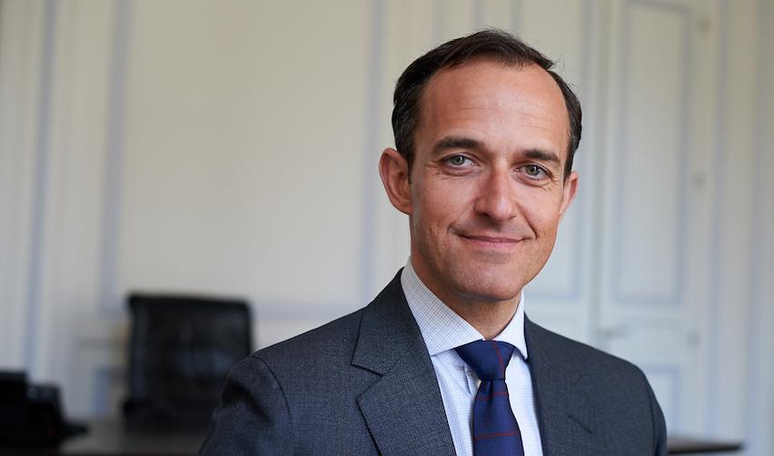 Frederic Mion Directeur Administrateur DG portrait