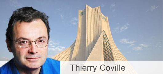 france Thierry Coville thierry-coville-iran-nucleaire-interview