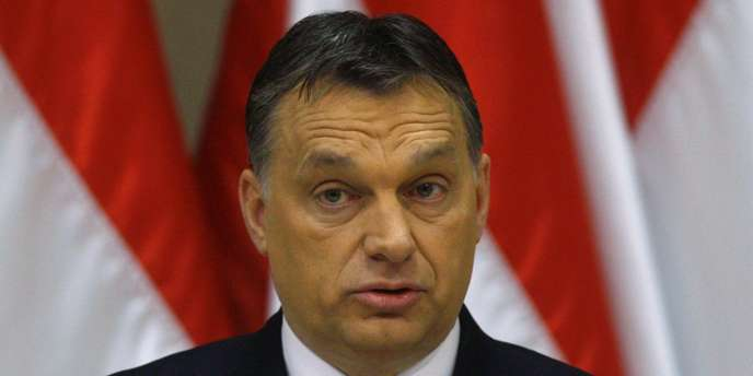Hungary's PM Orban gives a speech during an agricultural conference in Budapest
