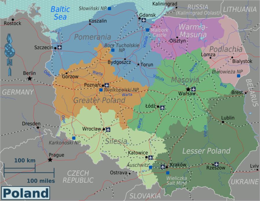 Poland_Regions_map