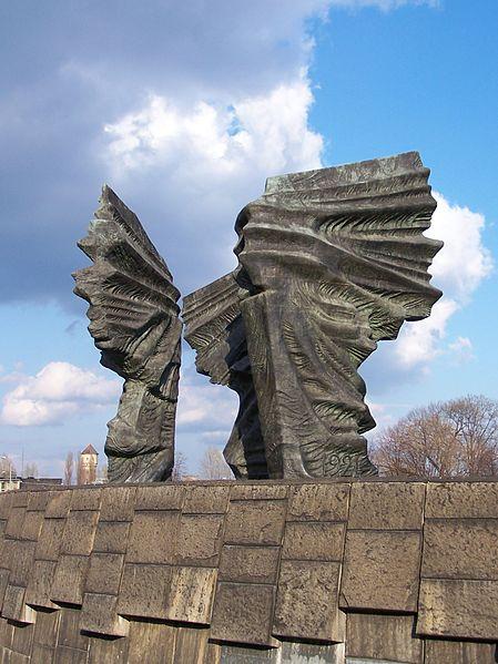 POLOGNE INSURRECTION 449px-Katowice_-_Pomnik_Powstańców_Śląskich