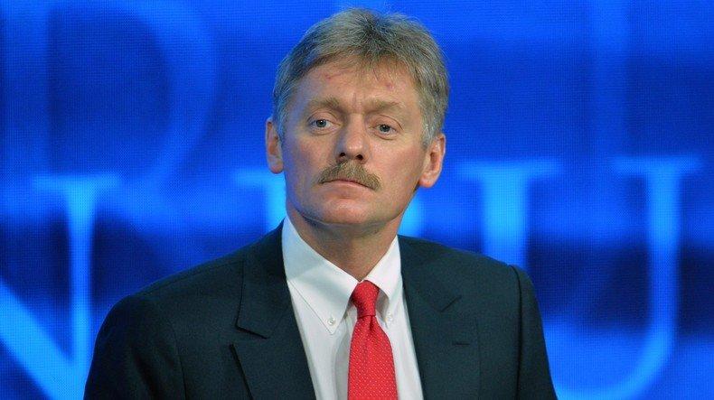 RUSSIE porte-parole du Président russe Dmitri Peskov.550800d271139eaa328b45a1