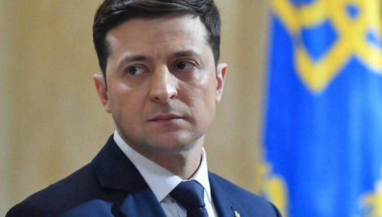 UKRAINE le Président ukrainien Vladimir Zelenski 000_1EA61N-min-782x445