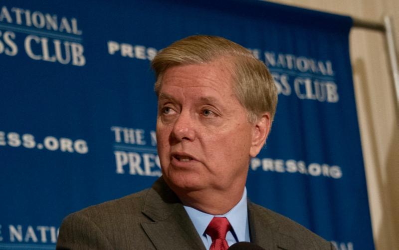 usa le sénateur américain Lindsey Graham