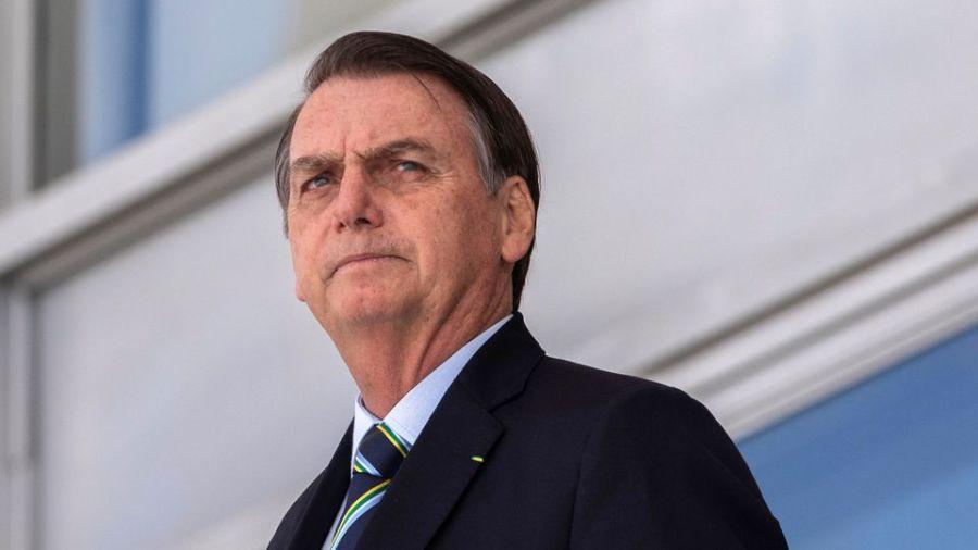 BRESIL le-president-bresilien-jair-bolsonaro-le-12-mars-2019-a-brasilia_6161948