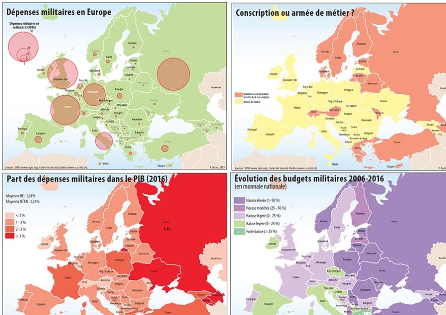 europe militaire