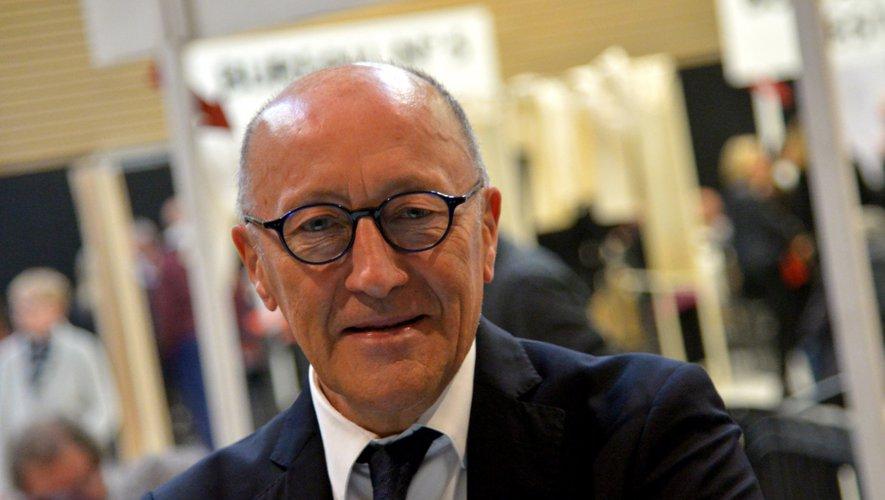 FRANCE Jean-Louis Chauzy, président du Conseil économique, social et environnemental d'Occitanieimage