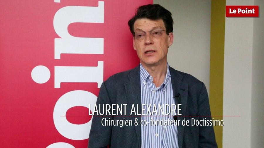 FRANCE Laurent Alexandre, fondateur de Doctissimo x1080
