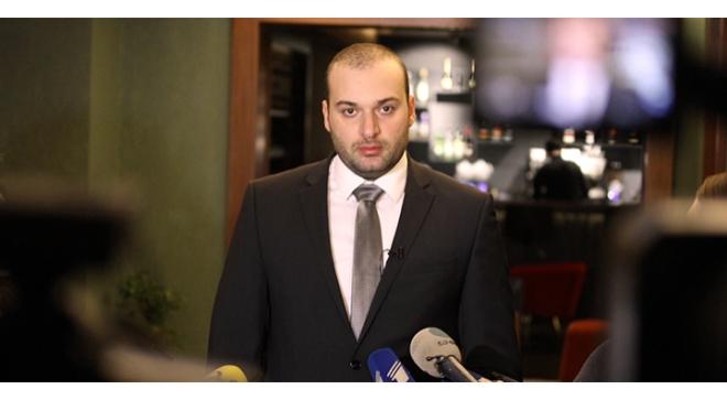 GEORGIE Premier ministre géorgien Mamouka Bakhtadze 9022