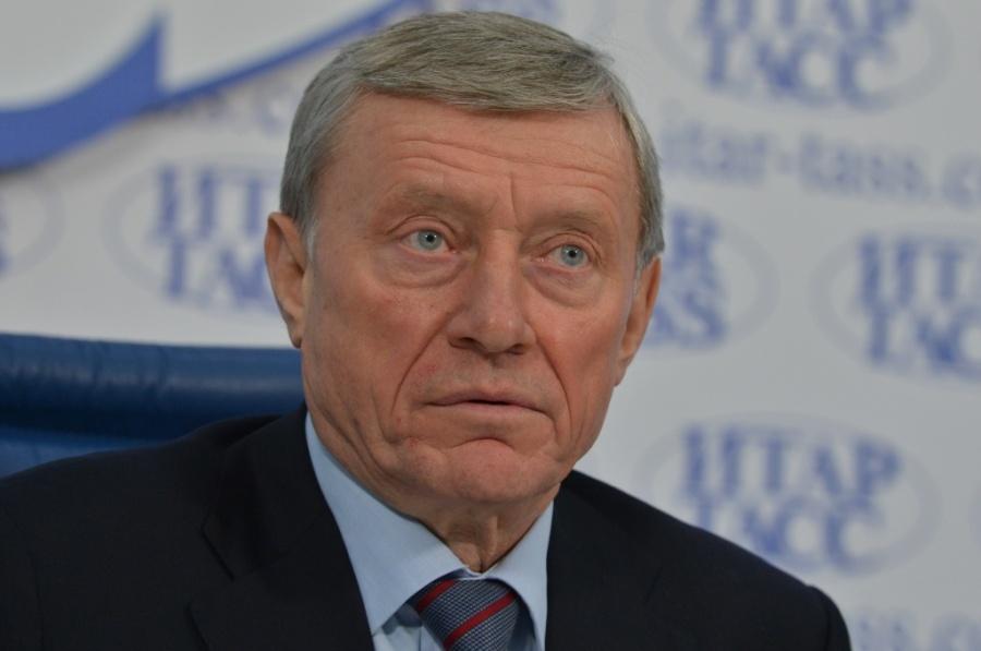 OTSC Nikolai Bordyuzha (en), secrétaire général de l'OTSC. Bordyuzha