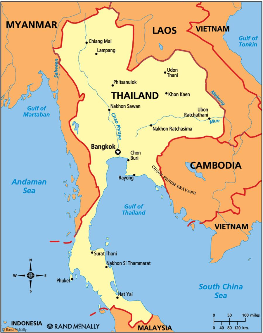 Royaume de Thaïlande or_2018710151415