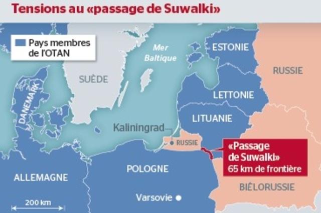 RUSSIE visiter la région de Kaliningrad topelement