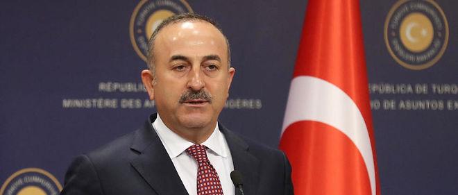 TURQUIE Le ministre des Affaires etrangeres turc, Mevlut Cavusoglu. 5076412lpw-5076425-article-mevlut-cavusoglu-jpg_3734929_660x281