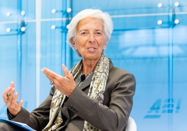 UE la Française Christine Lagarde lagarde