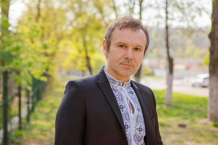 UKRAINE Four faces of Sviatoslav Vakarchuk, the rockstar running for Ukrainian Parliament1557823305-6566