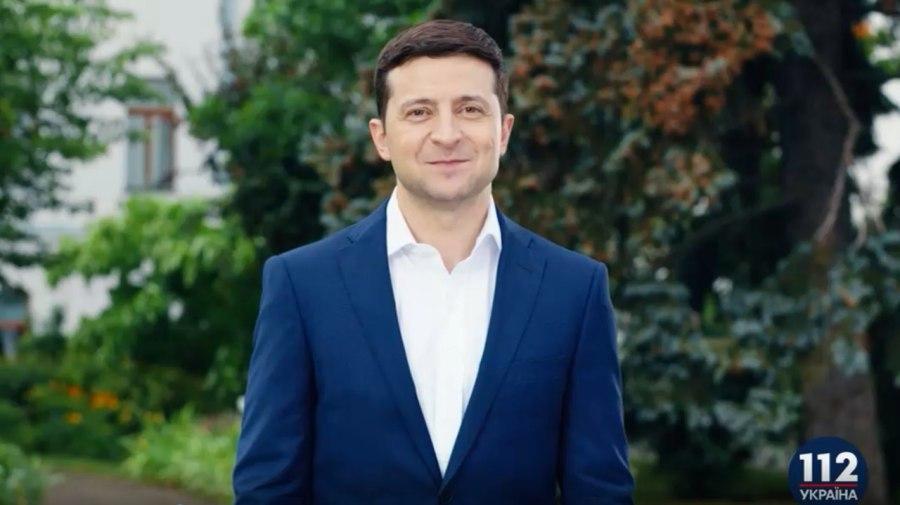 ukraine La Président ukrainien Vladimir Zelenski 284299