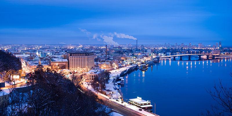 UKRAINE Panoramic view of the Dnieper River right bank. Kiev, Ukraine, Eastern Europe.jpg 800px-Panoramic_view_of_the_Dnieper_River_right_bank._Kiev,_Ukraine,_Eastern_Europe