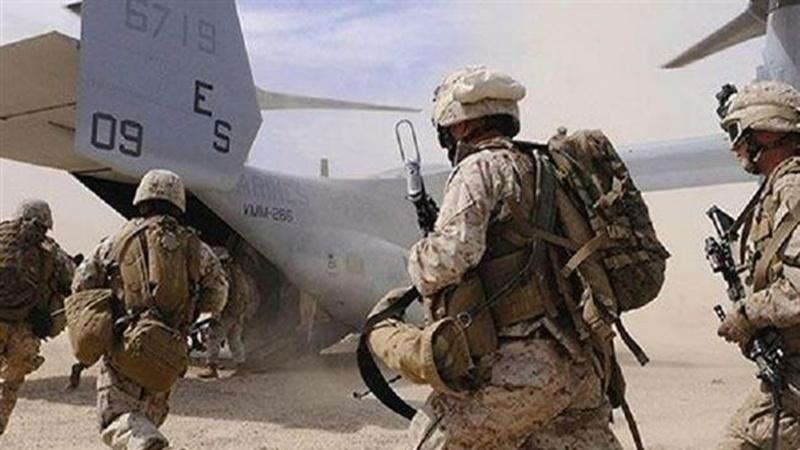 USA les effectifs des SMP américaines en Syrie dépassent déjà 4 000 personnes. 540 militaires, 4bsj55c44685161gkt8_800C450