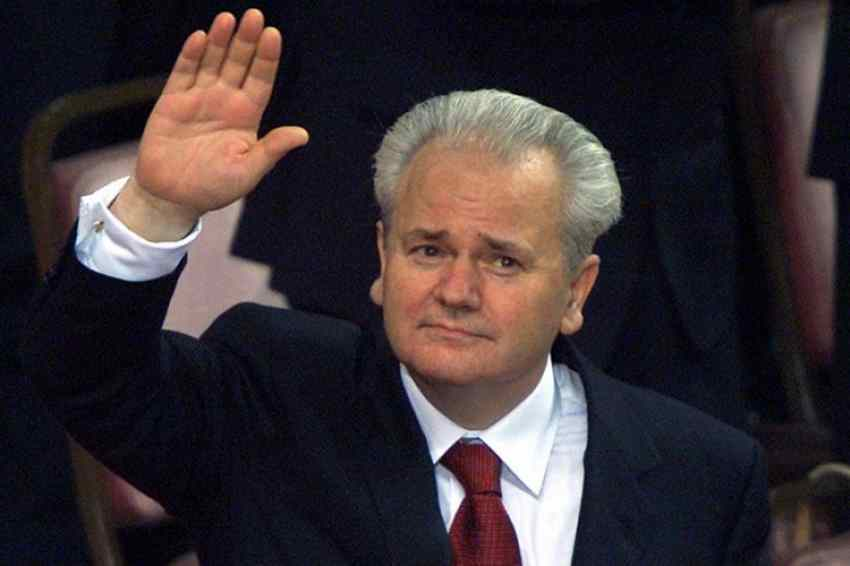 YOUGOSLAVIE slobodan-milosevic