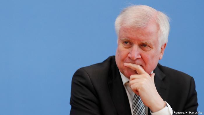 ALLEMAGNE German Interior Minister Horst Seehofer 48732567_303