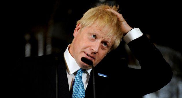 ANGLETERRE le Premier Ministre Boris Johnson 5d4582f7240000a9459374c1