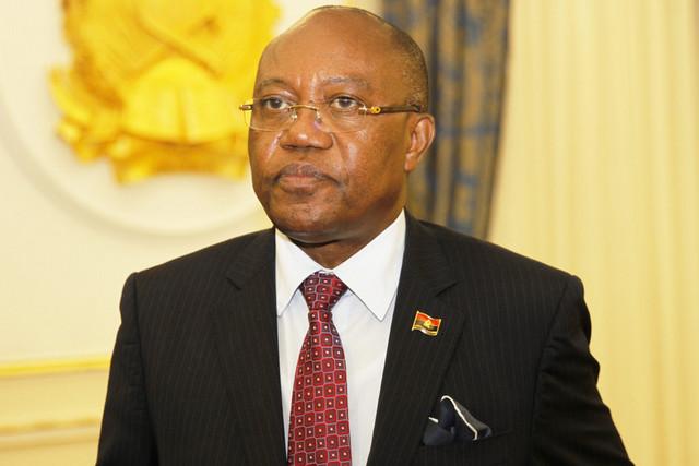 ANGOLA Manuel Augusto, Ministre des Affaires étrangères de la République d'Angola 0,1a1848e1-94f7-40de-8f05-e9d657486a0f