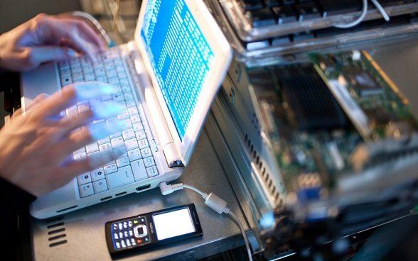 CYBERGUERRE image.160101-KEYSTONE-ndb-cyberkriminalitaet